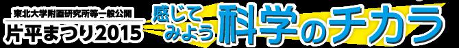 片平まつり2015